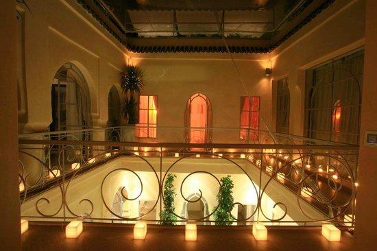 Riad Infinity Sea : balconata