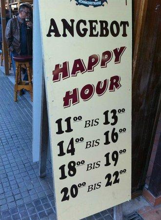 Bierkonie Arenal SL.: 1 acheté = 1 offert pour toutes boissons !