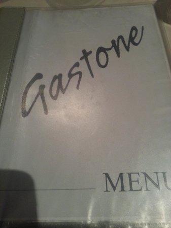 Gastone: The restaurant.