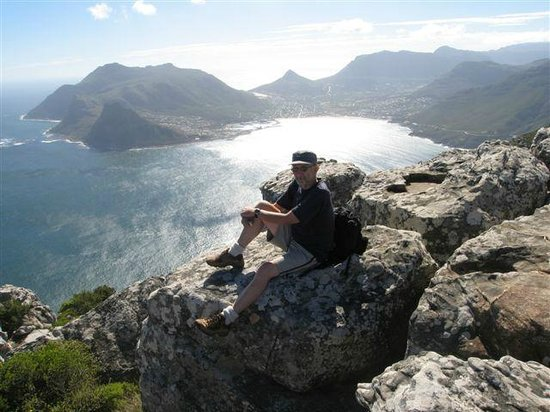 Clovelly Lodge Guest Apartments : Fantastic hiking all around