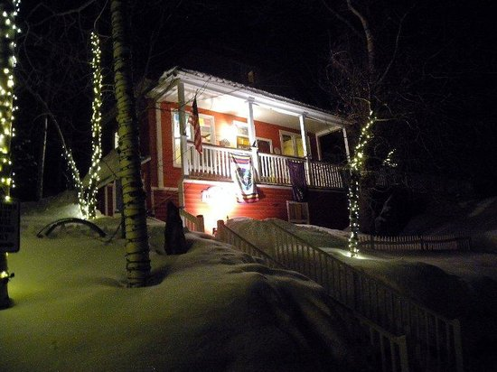 Old Town Guest House: le B&B à notre arrivée