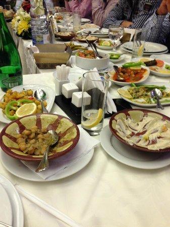 Karam Beirut: Mezza