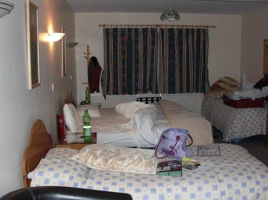 Greenlands Bed and Breakfast: Ein Teil des Familienzimmer