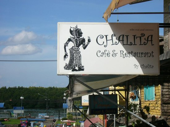 Chalita Cafe & Restaurant : get in and test the authentic thai cuisine