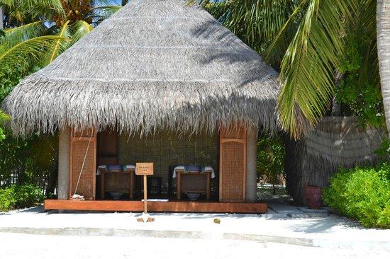 Filitheyo Island Resort: СПА