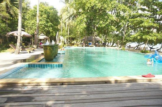 Chivapuri Beach Resort Koh Chang: The pool!