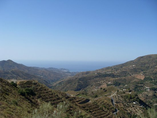 Almunecar, Spain: VISTA 2