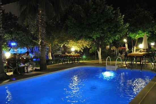 Cour Interieur d\'une maison otomane - Picture of Blue Sea Garden ...