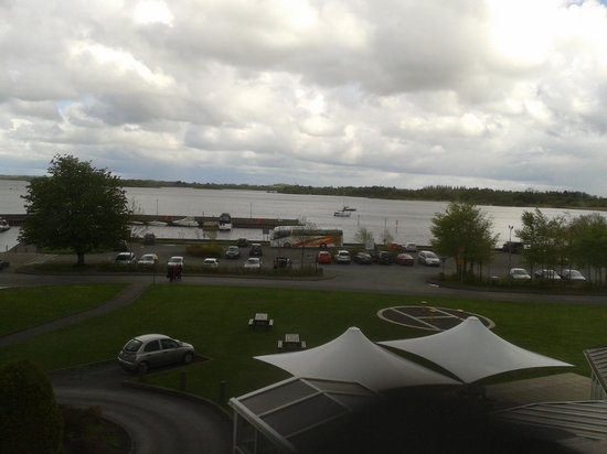 Hodson Bay Hotel : View from our room