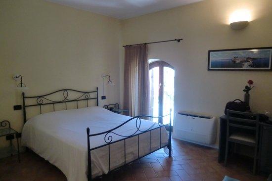 Hotel Antichi Cortili: La nostra camera matrimoniale