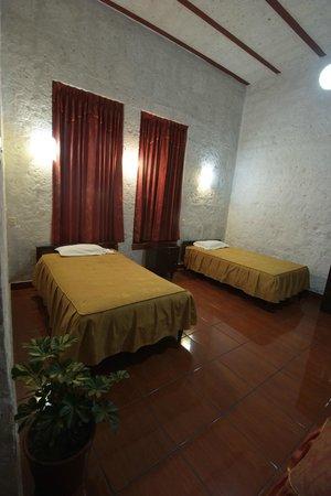 Hostal El Remanso: Chambre