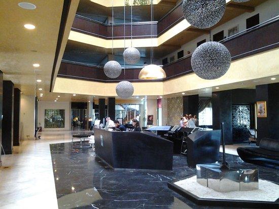 Avanti Mohammedia Hotel: Lobby