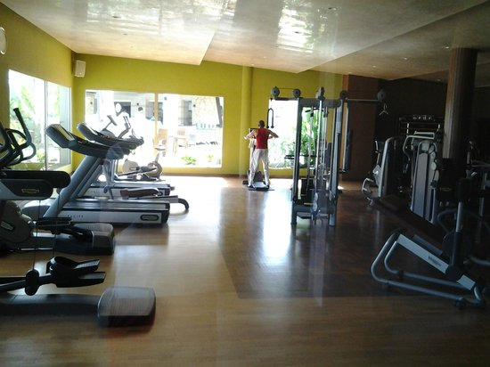 Avanti Mohammedia Hotel: Gym