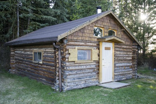 Anahim Lake, Canada: The Cottage