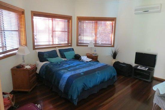 Hibiscus Lodge: Hibiscus Room