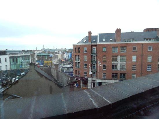 Camden Court Hotel : view from window