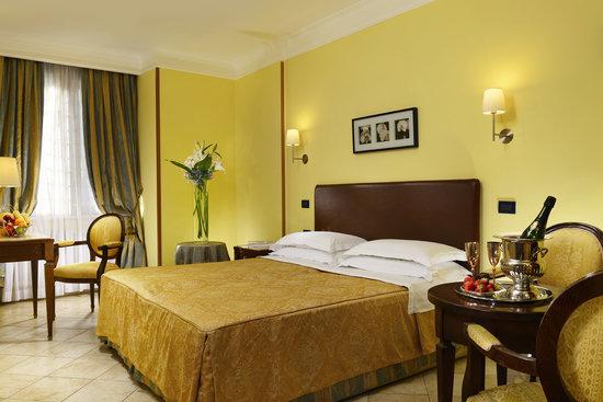 Hotel Tuscolana: Camera Tripla