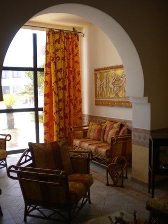 Hotel Medusa: sala lettura e relax