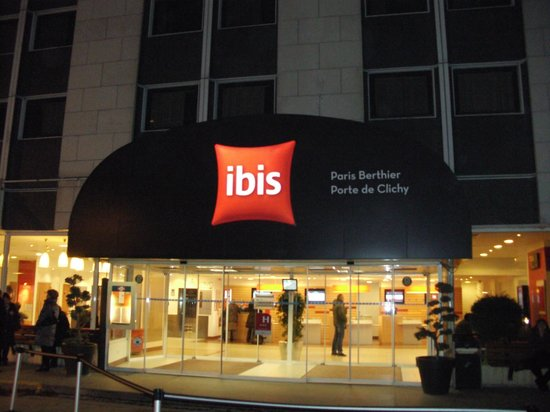 Ibis Paris 17 Clichy-Batignolles: ibis hotel