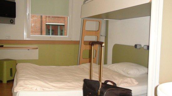 Ibis Budget Flensburg City: Room 317