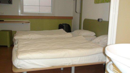 Ibis Budget Flensburg City: Room 318