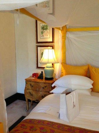 Royal Malewane: Gorgeous bedroom