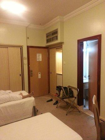 Al Massa Hotel : room 1015