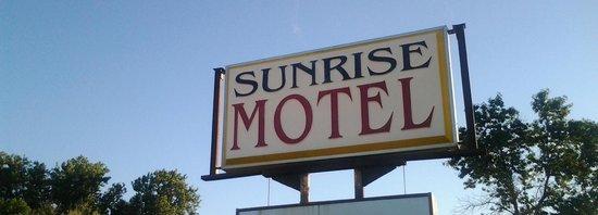 Sunrise Motel: Your Best Value