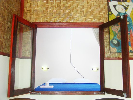 Pondok Frog Bungalow: Room