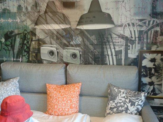 Scandic Kolding: Fab room