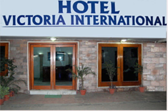 Hotel Victoria International : feel like home
