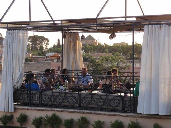 5 Lounge Dakterrassen : Lounge picture of cafe arabe marrakech tripadvisor