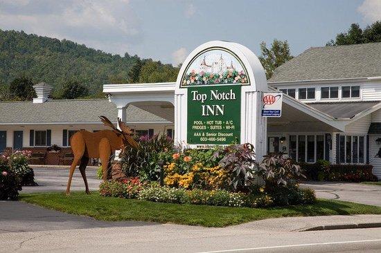 Top Notch Inn : Welcome