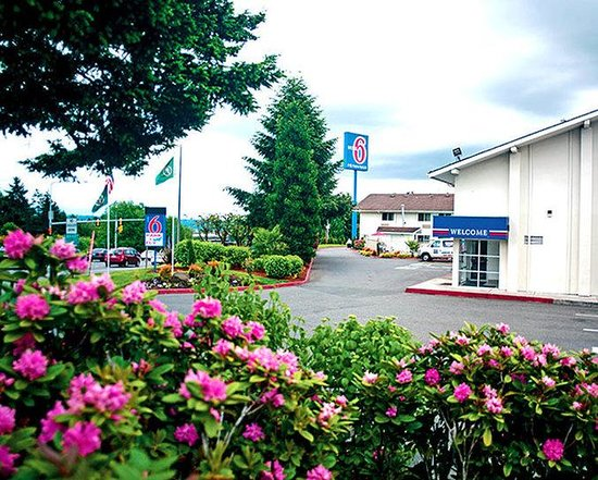 Motel 6 Seattle Sea-Tac Airport South: MExterior