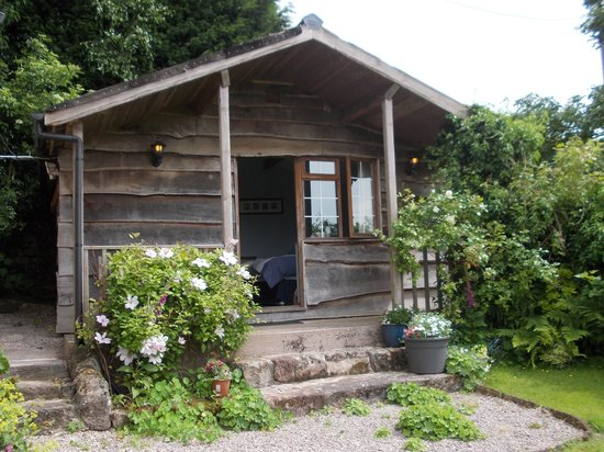 Crowtrees Farm Bed & Breakfast: The chalet
