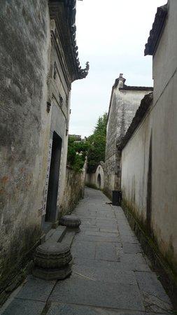 Xidi Travel Lodge : the ancient village