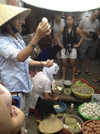 Exotissimo Travel Vietnam Day Tours: Local Market