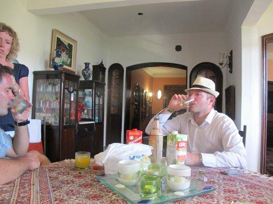 Rio Palazzo: Cold Cashasa taste - priceles