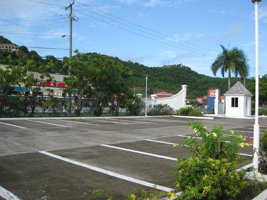 Coyaba Beach Resort: Nice but not 4 star