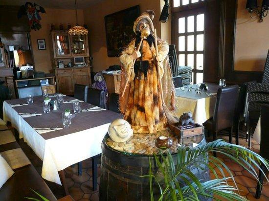 Restaurant Le Repere des Sorcieres : les sorcieres