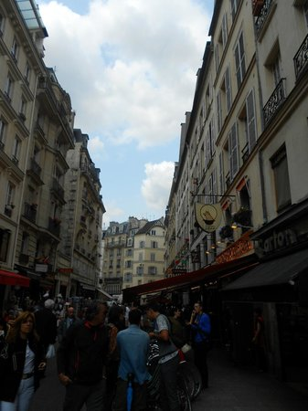 Linkes Ufer (Rive Gauche): Rue de Buci