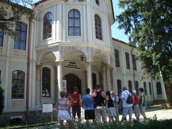 Free Veliko Tarnovo Walking Tours: So many things about this building