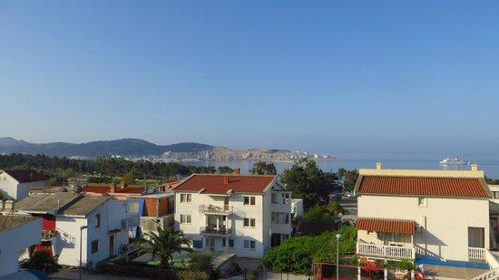 Apartments Kojic : balcony