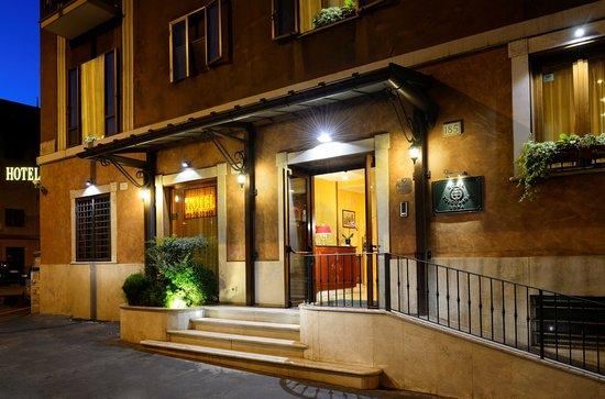 Esterno Hotel Tuscolana