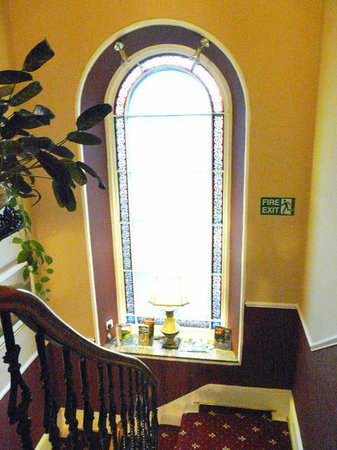 Glenalmond House: Staircase