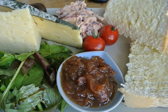 Delicious: Ploughman´s Lunch