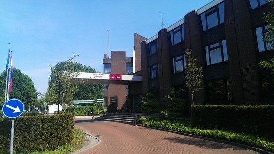 Mercure Hotel Amsterdam West: Entree