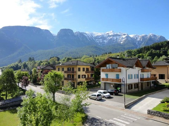 Jolly B&B - Affittacamere: View from the room