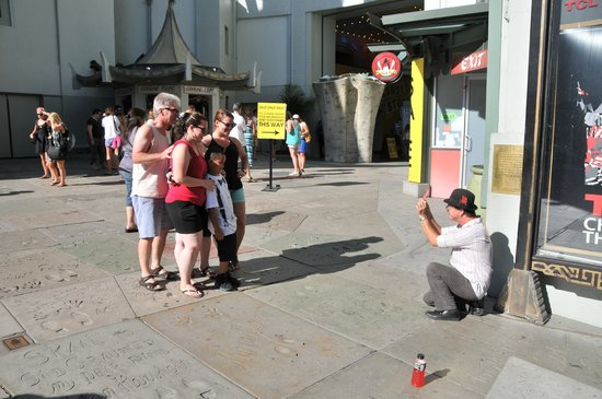 Legends Of Hollywood Tours: Tour guide Mark