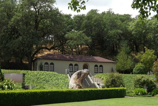 Argonaut Hotel, A Noble House Hotel: This is a foto of the winery we went to in Sonoma Valley
